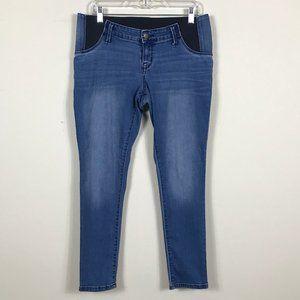 Isabel maternity jeans skinny leg